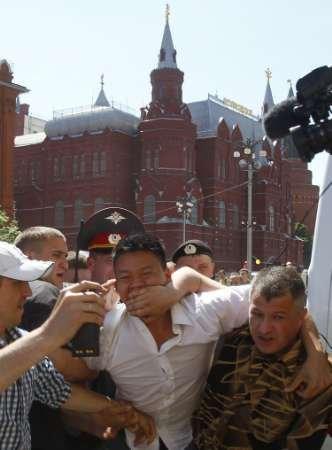 REUTERS - Mikhail Voskresensky