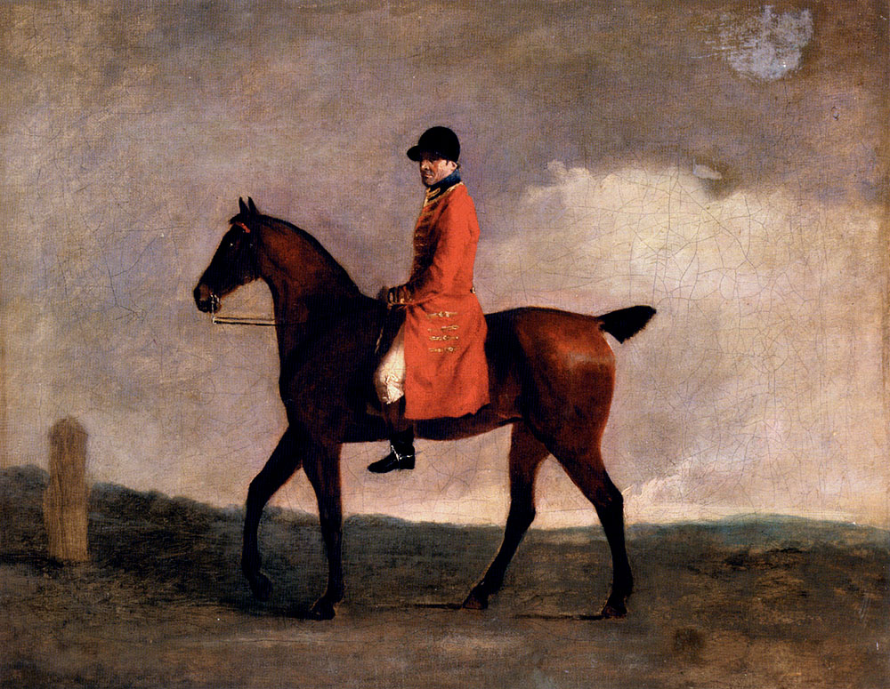 Ben Marshall (1767-1835) - A Hunt Servant